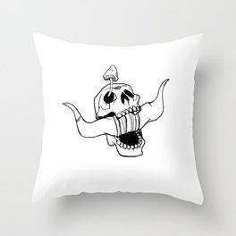 Taurus Throw Pillow