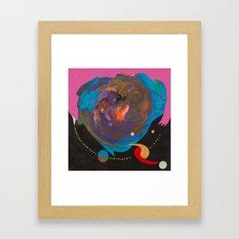 HIH-A3 Framed Art Print