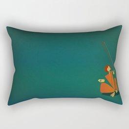 Iktara Rectangular Pillow
