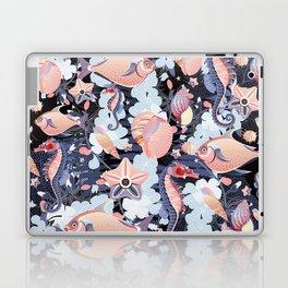 Tales of the Sea Pattern Laptop & iPad Skin