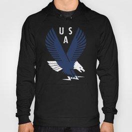 USA War Eagle Hoody
