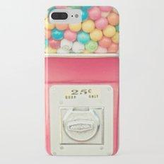 Rainbow Bubblegum Slim Case iPhone 7 Plus