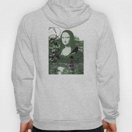 Mona Lisa collage Hoody