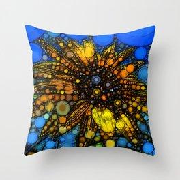 :: Blackhole Sun :: Throw Pillow