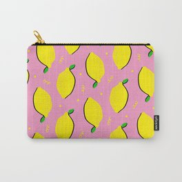 Lemon Squeezy 03 Carry-All Pouch