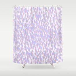 Globular Field 7 Shower Curtain