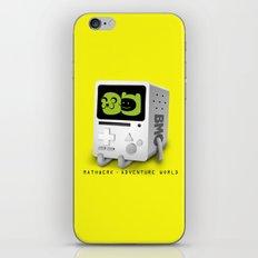 Mathwerk - Adventure World iPhone & iPod Skin