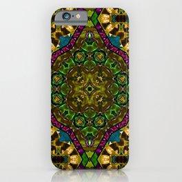 mandala fun 3183 iPhone Case