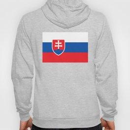 National flag of Slovakia Hoody
