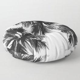 Paradis Noir VIII Floor Pillow