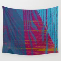 gemma Wall Tapestries featuring Feel the texture III by Magdalena Hristova