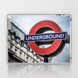 Going Underground Laptop & iPad Skin