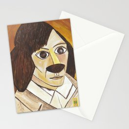 Pablo Pawcasso Stationery Cards