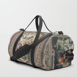 Vatican V, Rome Duffle Bag