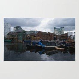 Regency Wharf Birmingham Rug
