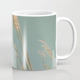 Beach Grass Blues Coffee Mug