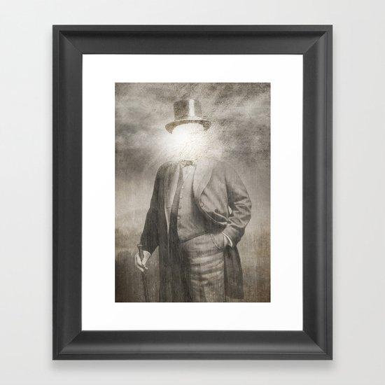 Mr. Sunshine  Framed Art Print