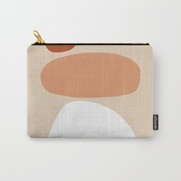 Abstract Shape Series - Stacking Stones Carry-All Pouch