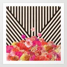Floraline Art Print