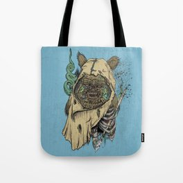 Zombwok Tote Bag