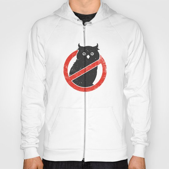 No Owls Hoody