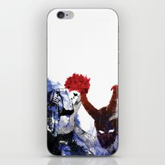 A dagger of the mind iPhone & iPod Skin