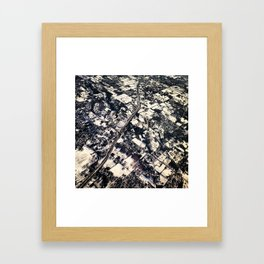 Instaspy Framed Art Print