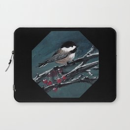 A Song in Winter Laptop Sleeve