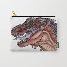 Tyrannosaurs  Carry-All Pouch