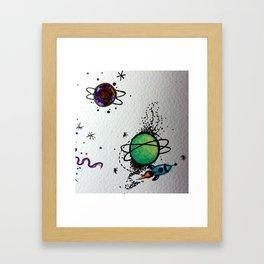 espaciotin Framed Art Print