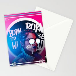 """WILD THING"" <Everydays > Stationery Cards"