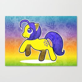 Lemon Drop Canvas Print