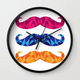 Geotache Wall Clock