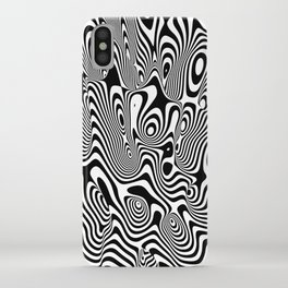 Trippy Background iPhone Case