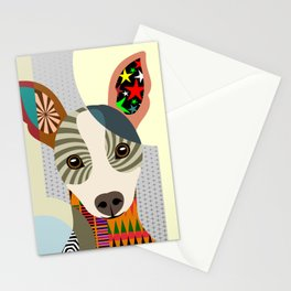 Rat Terrier Stationery Cards