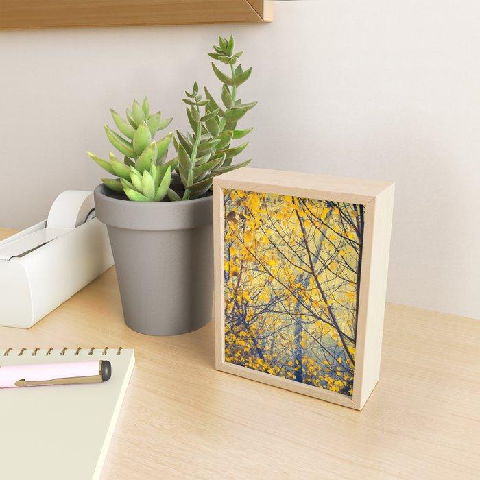 trees IX Framed Mini Art Print
