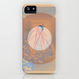 Hot Toddy iPhone Case