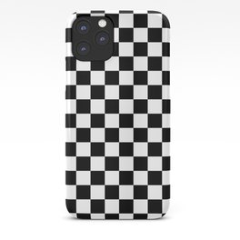 Checkered Flag iPhone Case