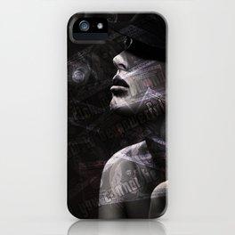 Mafia iPhone Case