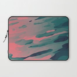 Red Cosmic Cheese Laptop Sleeve