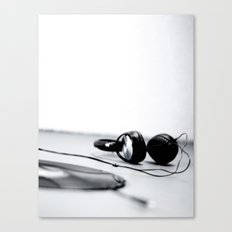 'phones 1 Canvas Print
