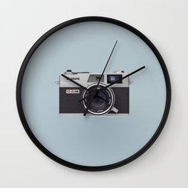 Canonet QL17 Wall Clock