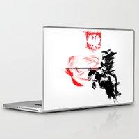 poland Laptop & iPad Skins featuring Polish Hussar - Poland - Polska Husaria by viva la revolucion