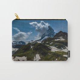 The Matterhorn Zermatt Switzerland Carry-All Pouch