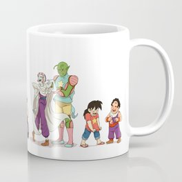Mean Dad and Square Mom Coffee Mug