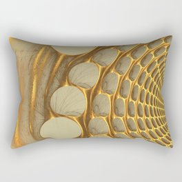 a piece of the wheel of time (pur) Rectangular Pillow
