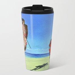Jumping Happy Togetter Travel Mug