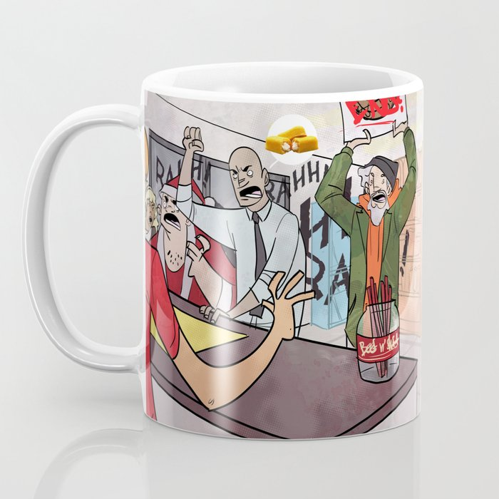 2013 D.O.T (Death Of Twinkies) Coffee Mug