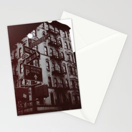 NYC - Lower East Side Stationery Cards