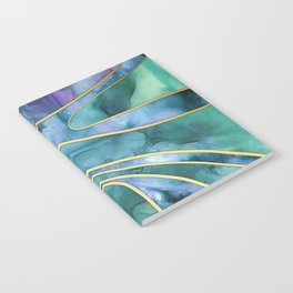 The Magnetic Tide Notebook